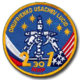 MIR 21 Primary Crew Embroidered Patch