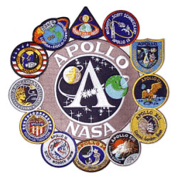 nasa patches poster - photo #33