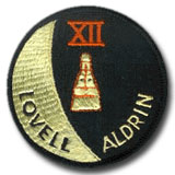 gemini space mission badges - photo #41