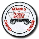 gemini space mission badges - photo #32