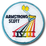 gemini space mission badges - photo #28