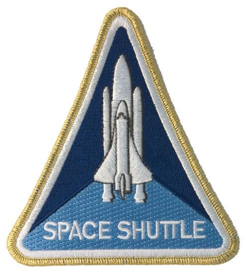 space shuttle mission logos - photo #2