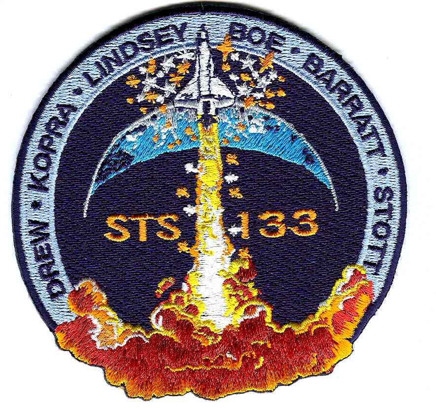 blue nasa astronaut wings patches-#42