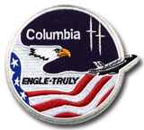 space shuttle columbia mission patch - photo #17