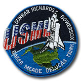space shuttle columbia mission patch - photo #40
