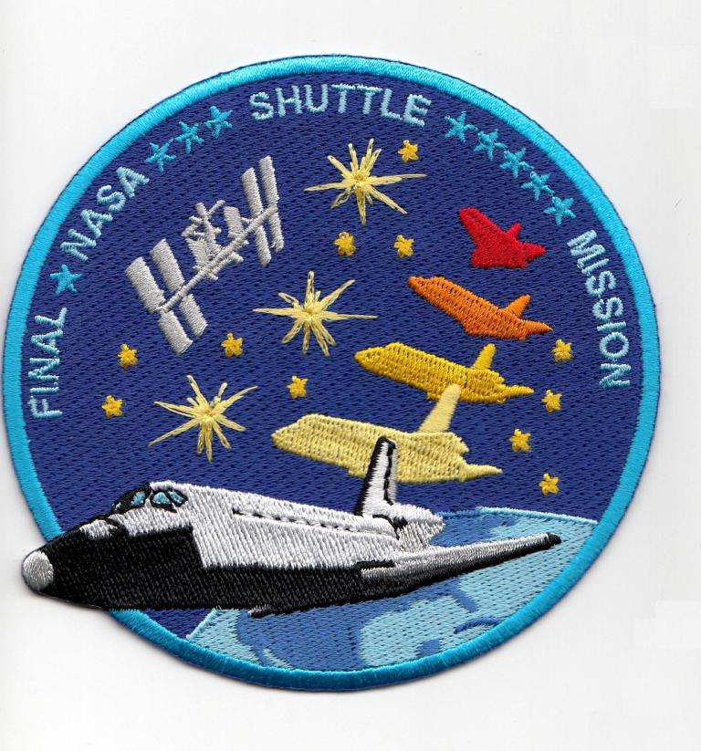 cool space mission patch - photo #38