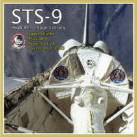 Space Shuttle STS-9 Image Library