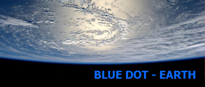 Blue Dot - Planet Earth