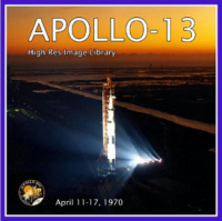 Apollo 13 Image Library
