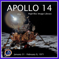 Apollo 14 Image Library