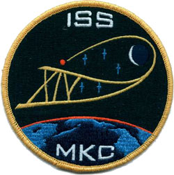 ISS Expedition 14 Mission Patch
