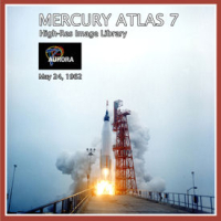 Mercury Atlas 7 Image Library