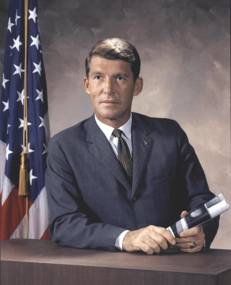 NASA Apollo 7 Astronaut - Walter Wally Schirra