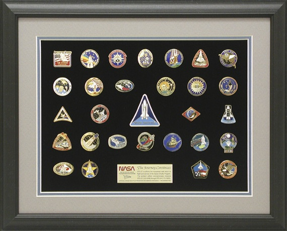 space shuttle mission pin set - photo #4