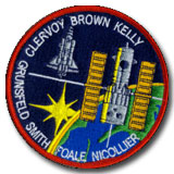 NASA STS-103 Discovery Mission Patch