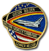space shuttle columbia mission patch - photo #25