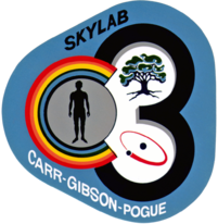 Skylab 4 U.S. Space Station (Crewed Flight 3) Decal