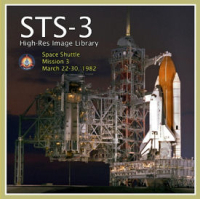 Space Shuttle STS-3 Image Library