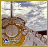 Space Shuttle STS-6 Image Library